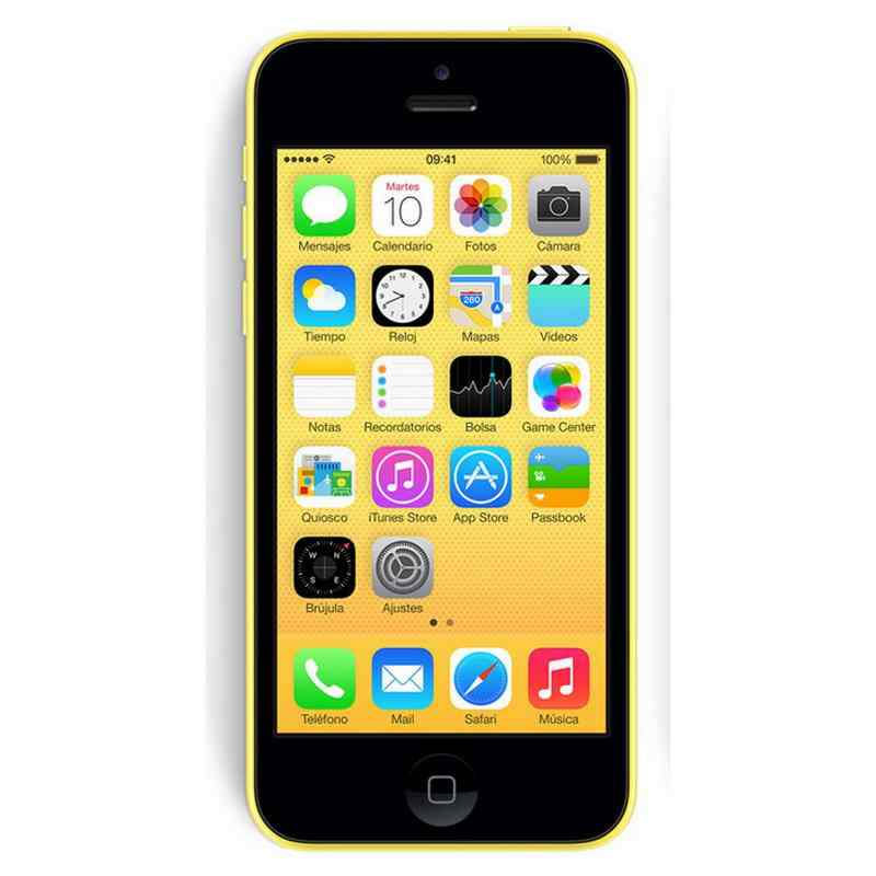 Apple Iphone 5c 16 Gb Amarillo Me500y