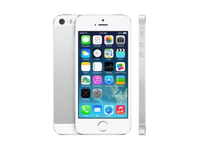 Apple Iphone 5s De 32 Gb Plata Pack