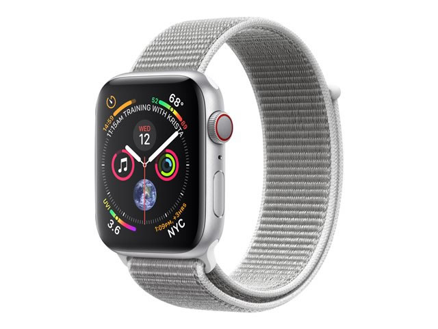 Apple Watch Series 4 16gb Plata