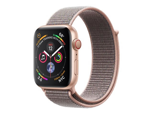 Apple Watch Series 4 16gb arena rosa