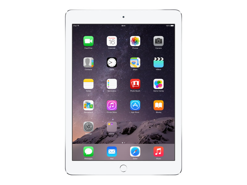 Ver Apple iPad Air 2 MNV62TYA Wi Fi 32GB PLATA