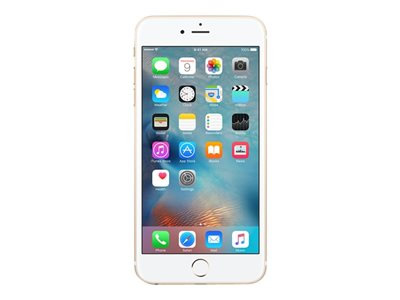 Ver Apple iPhone 6s Plus oro 4G 64 GB