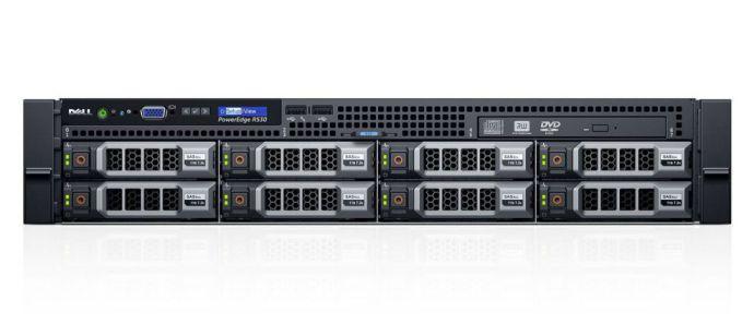 DELL PowerEdge R530 0671 Bastidor 2U servidor