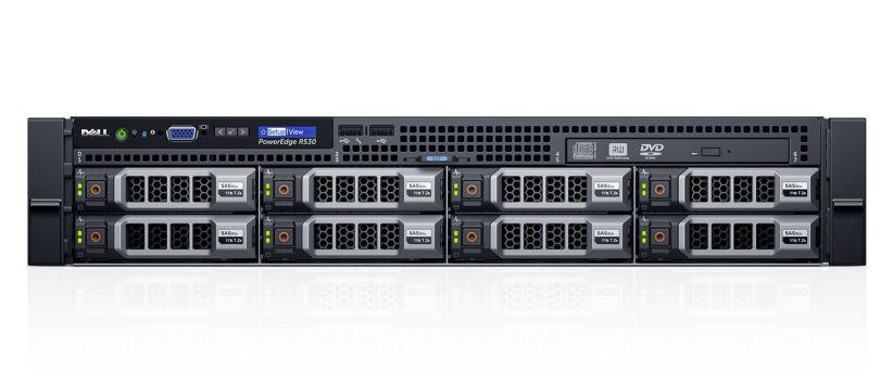 DELL PowerEdge R530 19GHz E5 2609V4 Bastidor 2U
