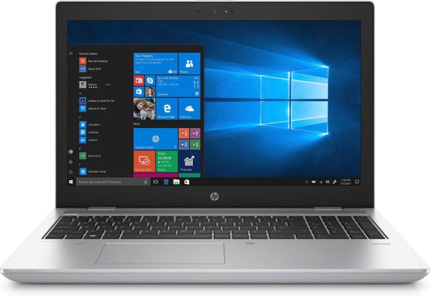 Ver HP ProBook 650 G4 3ZF94EA