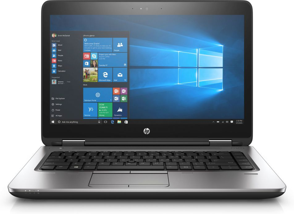 Ver HP ProBook 640 G3 core i5 256 gb ssd