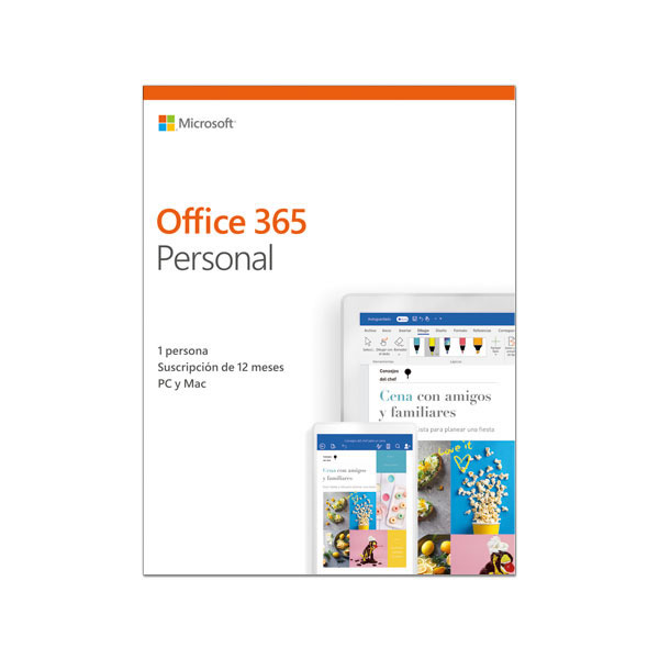 Microsoft Office 365 Personal 2019 PKC