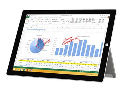 Ver Microsoft Surface 3 128GB