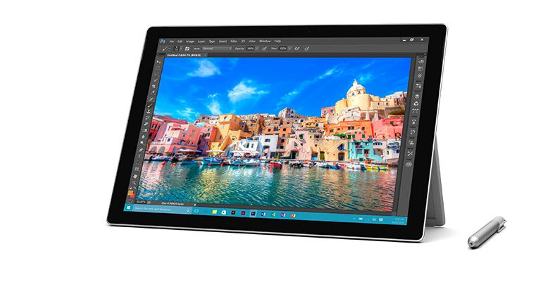 Microsoft Surface Pro 4 Core i7 16GB SSD 512GB FUNDA DOCK
