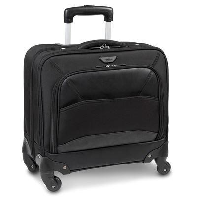 Ver Targus Mobile VIP 15 6 Roller Trolley case Negro
