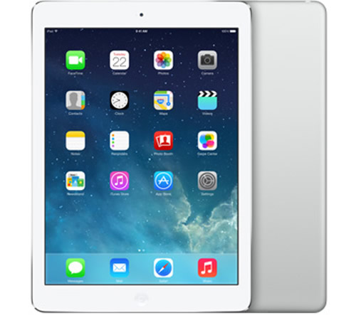 Ipad Air 4g 16gb Blanca Almohadilla