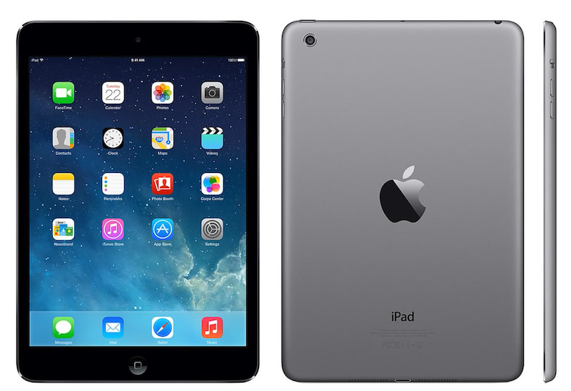 Ipad Mini Retina 4g 128gb Negro Funda