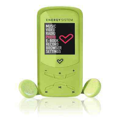 Energy 2130 8 Gb Lime Green