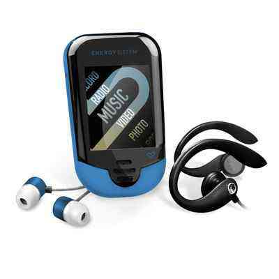 Energy 3216 Duo Fm-t 16 Gb Blue