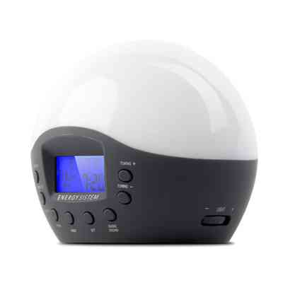 Energy Clock Radio 300 Time Light