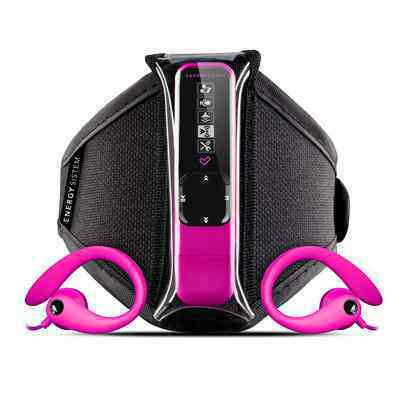 Energy Mp3 Active 2 Neon Fuchsia