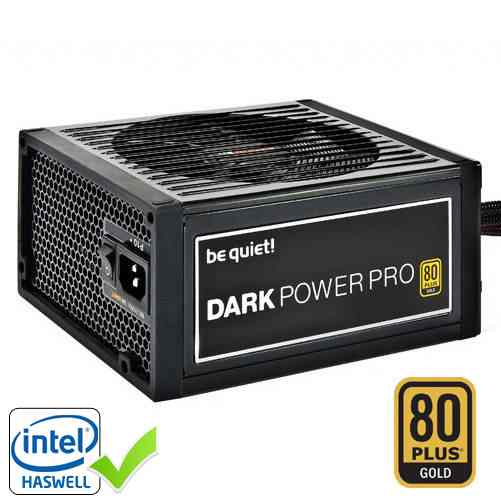 Be Quiet P10 Pro 550w Dark Power 80plus Gold