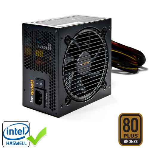 Be Quiet Pure Power L8 400w 80plus Bronze