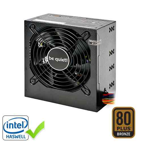 Be Quiet System Power 7 400w 80plus Bronze