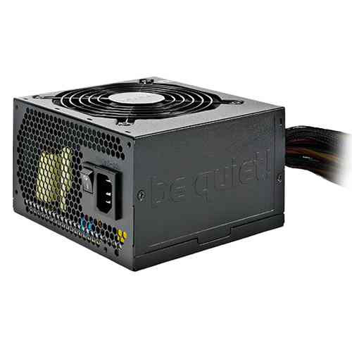 Be Quiet System Power 7 500w 80plus Silver
