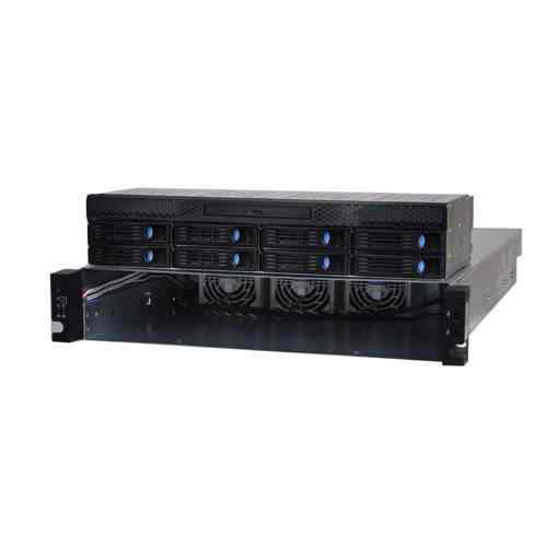 Chenbro Rm23512m2 Le Rack 2u Con 12 Bahias Hd Hot Swap