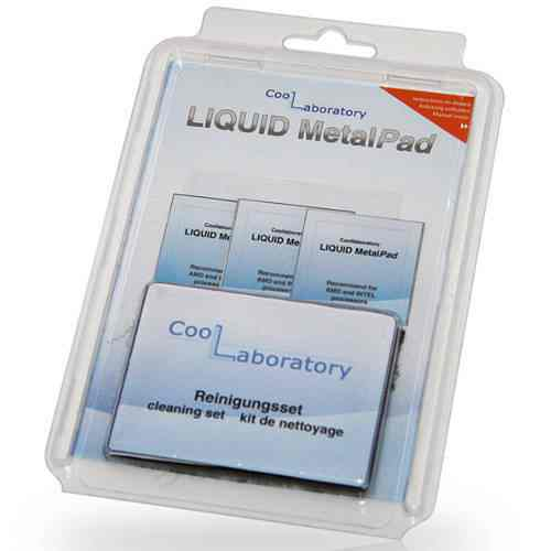 Coollaboratory Metalpad 3 Cpus