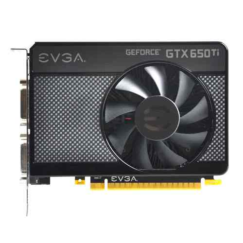Evga Geforce Gtx 650 Ti 1gb