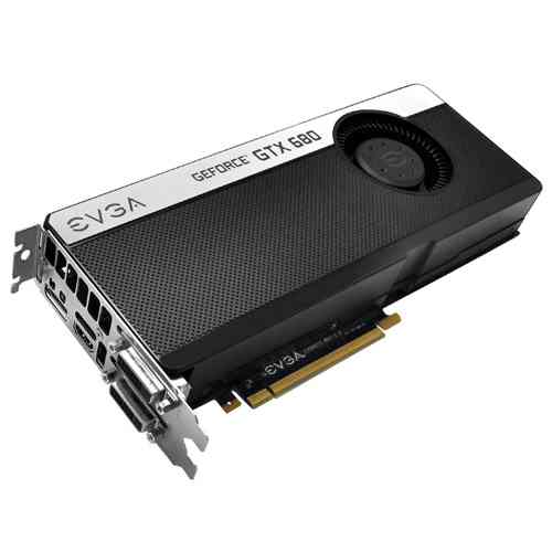 Evga Geforce Gtx 680 2gb Superclocked Signature