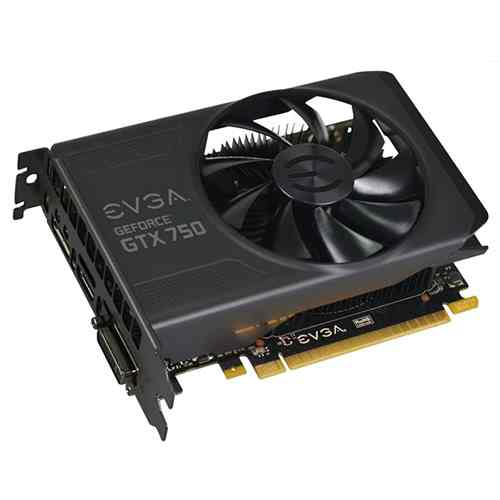 Evga Geforce Gtx 750 1gb