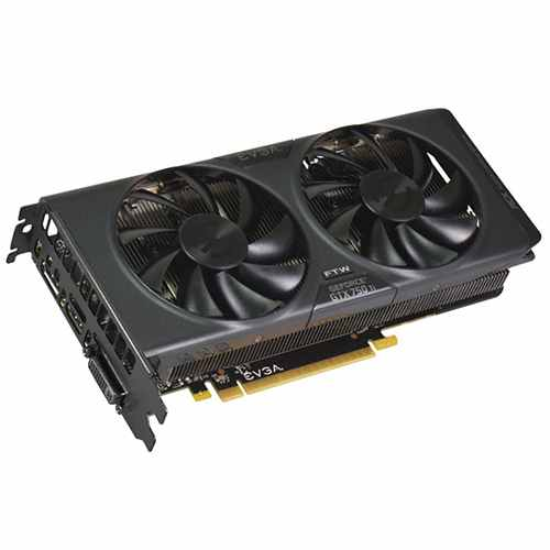 Ver EVGA GeForce GTX 750Ti 2GB ForTheWin