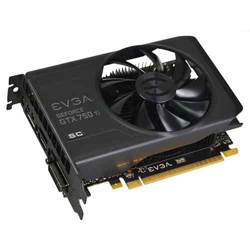 Evga Geforce Gtx 750ti 2gb Superclocked