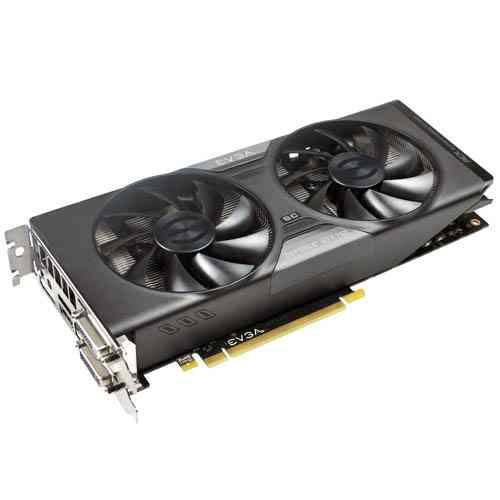 Evga Geforce Gtx 760 2gb Superclocked Con Cooler Acx