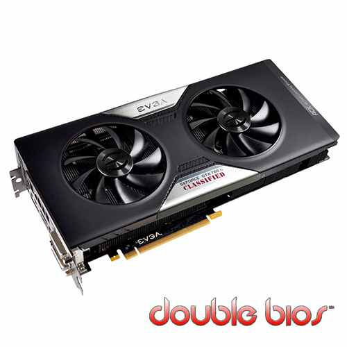 Evga Geforce Gtx 780ti Dual 3gb Classified Con Cooler Acx
