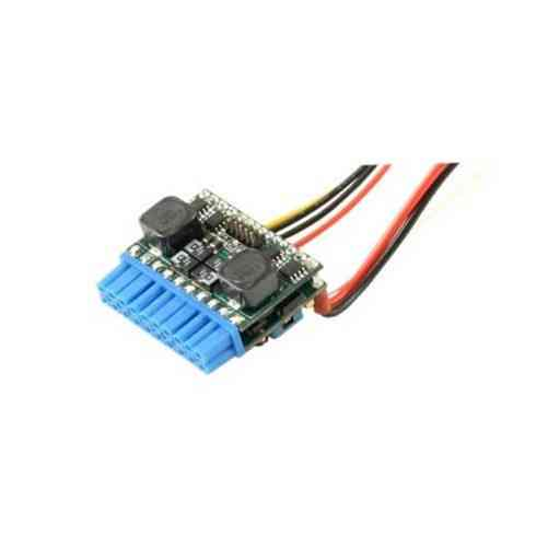 Fa Inteligente Pico Psu M3 Atx Hv 95w Dc Dc Car Pc 6 34v