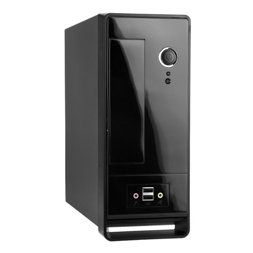 In Win Bm650 Negra 180w 80plus Bronze Mini Itx