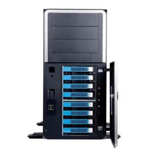 In Win Pp 689 Con 4 Hotswap Caja Server Pedestal