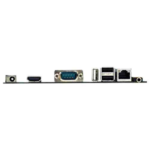Jetway Nf9kc 1047 Celeron Mobile Thin Mini Itx Hdmi Y Dc Dc