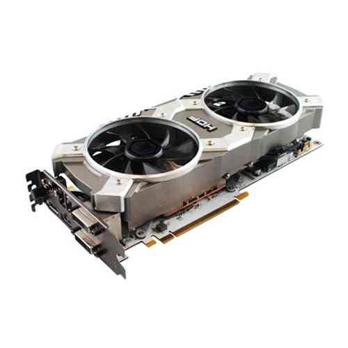 Kfa2 Geforce Gtx780 Hof 3gb 1006 1058mhz