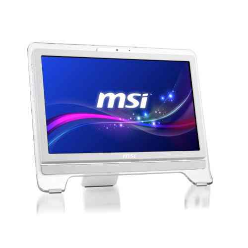 Msi Wind Top Ae2081g I3 32204gb500gb 20pulg Tactil Blanco