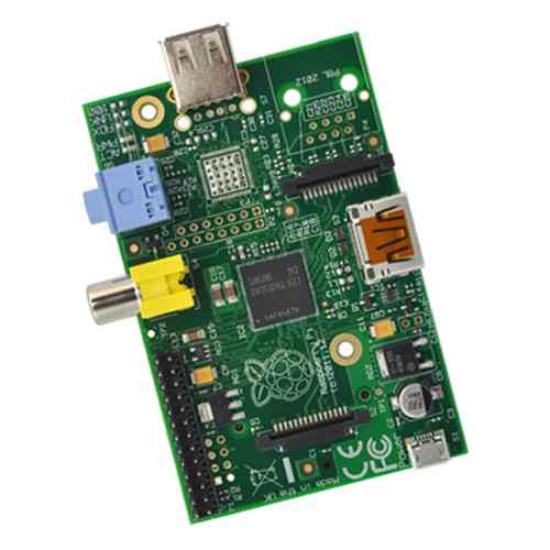 Raspberry Pi Single Board Type A 256mb