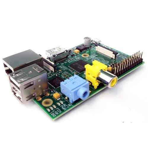 Raspberry Pi Single Board Type B 512mb