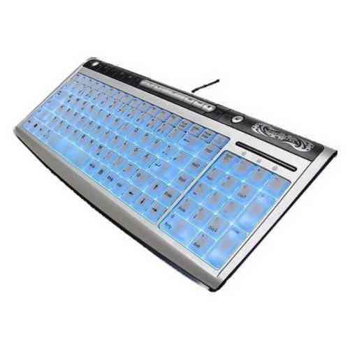 Revoltec Re043 Teclado Lightboard Advanced