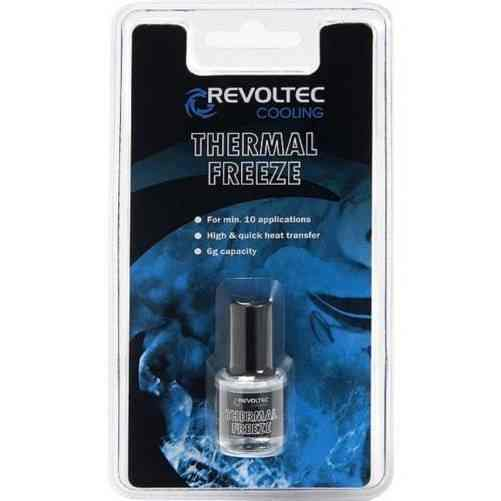 Revoltec Rz033 Thermal Grease Nano Masilla Termica 6 Gr