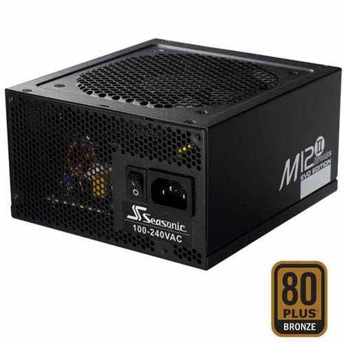 Seasonic M12ii Evo 520w 80plus Bronze