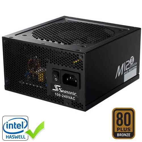 Seasonic M12ii Evo 750w 80plus Bronze