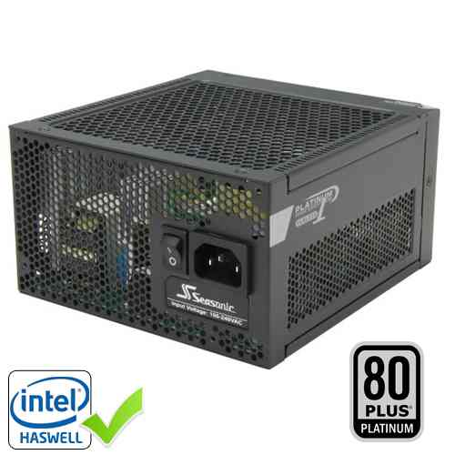 Seasonic P460w Fanless Platinum Modular