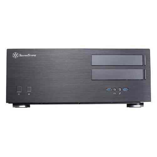 Silverstone Gd08b Usb 30 Ideal Para Htpc
