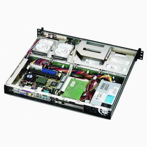 Travla Te 1160 250w 4 Hd Rack 1u Mini Itx