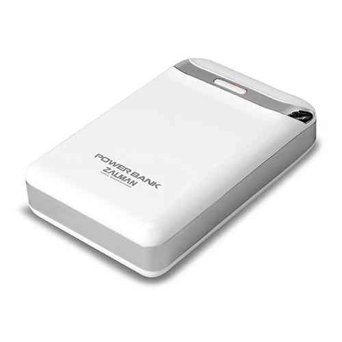 Zalman Zm Pb84iw Portable Battery Charge 8400mah