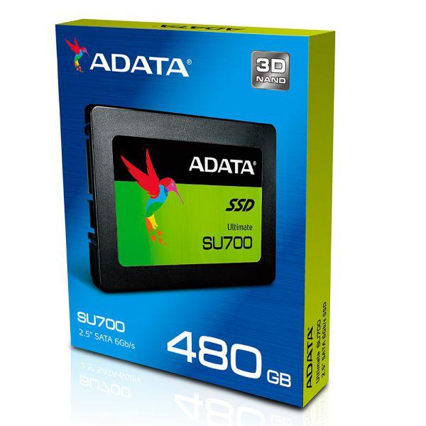 Adata Ultimate Su700 480 Gb Serial Ata Iii